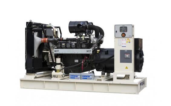 Дизельный генератор Teksan TJ750DW5C открытый