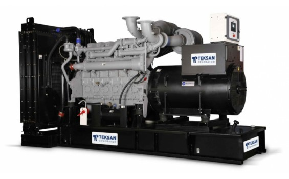 Дизельный генератор Teksan TJ2500MS5C в контейнере