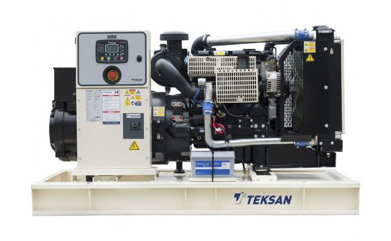 Дизельный генератор Teksan TJ100PE5L открытый