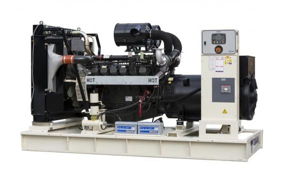 Дизельный генератор Teksan TJ821DW5L открытый