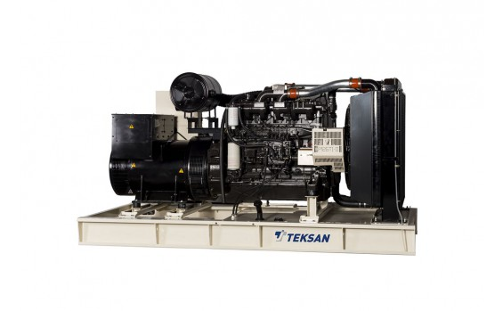 Дизельный генератор Teksan TJ335DW5C открытый