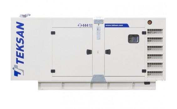 Дизельный генератор Teksan TJ22BD5C в кожухе