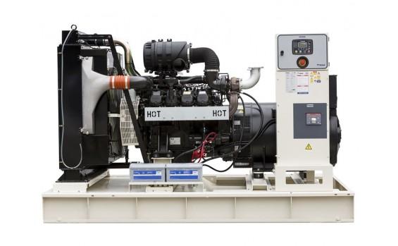 Дизельный генератор Teksan TJ500DW5L открытый