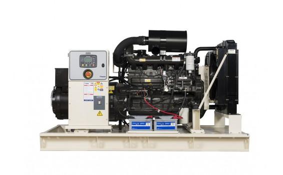 Дизельный генератор Teksan TJ824DW5C открытый