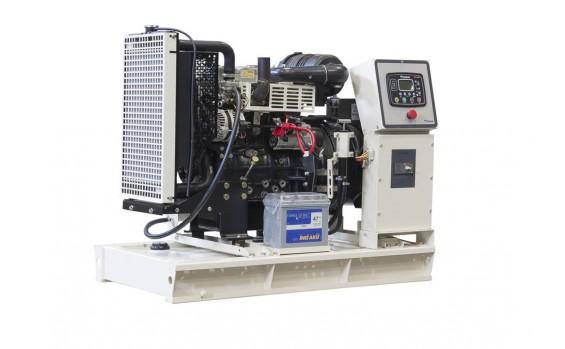 Дизельный генератор Teksan TJ10PE5L открытый