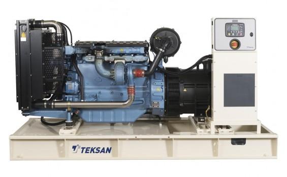 Дизельный генератор Teksan TJ550BD5C открытый
