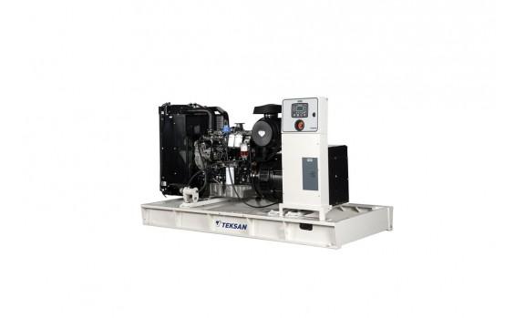 Дизельный генератор Teksan TJ138PE5C открытый