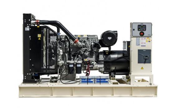 Дизельный генератор Teksan TJ450PE5L открытый