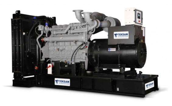 Дизельный генератор Teksan TJ1400MS5C открытый