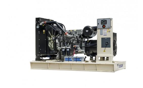 Дизельный генератор Teksan TJ406PE5C открытый