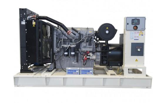 Дизельный генератор Teksan TJ550PE5L открытый