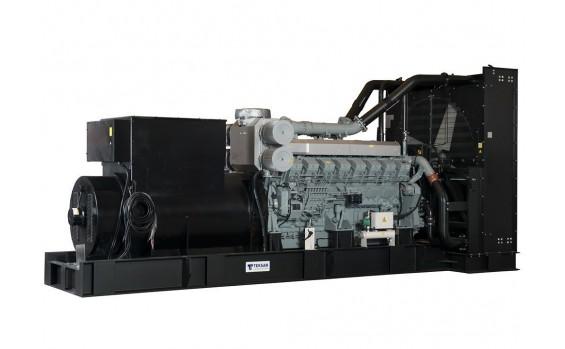 Дизельный генератор Teksan TJ2050MS5L открытый