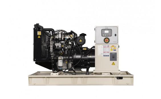 Дизельный генератор Teksan TJ33PE5C открытый
