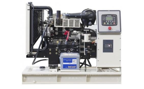 Дизельный генератор Teksan TJ11PE5L-1 открытый