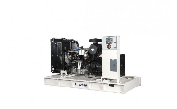 Дизельный генератор Teksan TJ204PE5C открытый