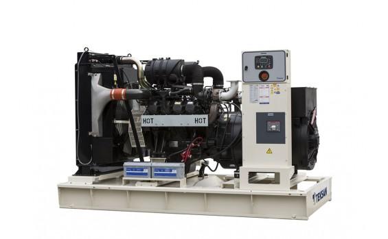 Дизельный генератор Teksan TJ580DW5C открытый