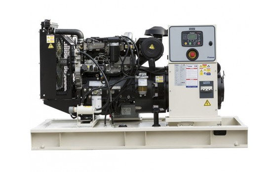 Дизельный генератор Teksan TJ72PE5L открытый