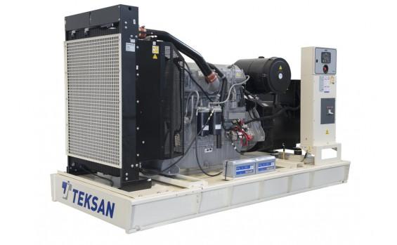Дизельный генератор Teksan TJ721PE5L открытый