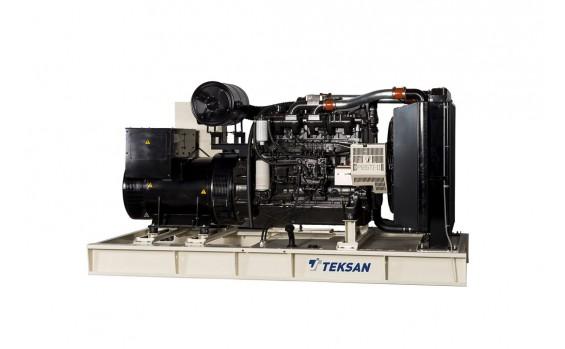 Дизельный генератор Teksan TJ275DW5C открытый