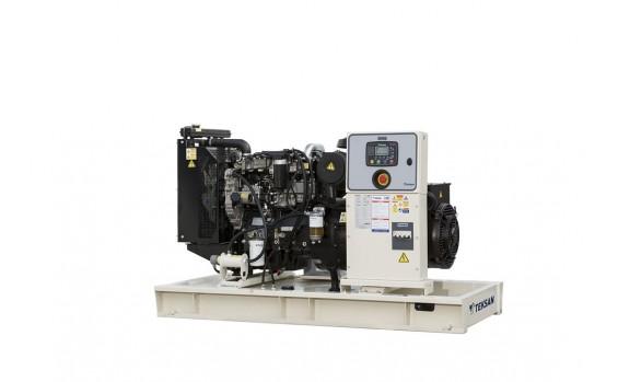 Дизельный генератор Teksan TJ83PE5C открытый